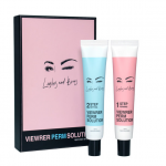 [R] LASHES AND BROWS Viewer Perm Solution 1set
