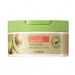 THE SAEM Natural Daily Avocado Body Cream 300ml