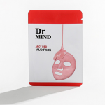 [R] Dr.MIND Apot Red Mud Pack 10ea