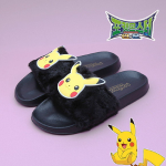 [R] Pokemon Pikachu Boaper Slipper 1ea