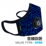 [R] PANORA 6Mask Valve Type KF94 1ea