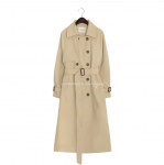 [R] COMMON UNIQUE Ace Raglan Trench Coat 1ea
