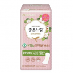 [Online Shop] GOODFEEL Organic Cotton Cover Daily Panty Liner (General) 40p*2ea