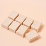 [R] SI VILLAGE Square Sponge 8P