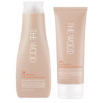 [R] THE WOOD Shampoo & Treatment Day/Night Set (Without Photo Book) 1set