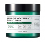 SOME BY MI AHA BHA PHA 30Days Miracle Truecica Clear Pad 70ea/125ml