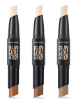 ETUDE HOUSE Play 101 Stick Contour Duo NEW 2g+3.8g