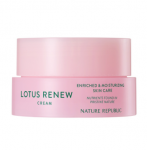 NATURE REPUBLIC Lotus Renew Cream 55ml