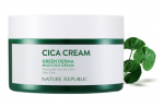NATURE REPUBLIC Green Derma Mild Cica Cream 190ml