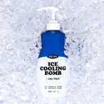 [R] BAD SKIN Ice Cooling Bomb Body Wash 500ml