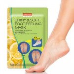 [R] PUREDERM Shiny & Soft Foot Peeling Mask 1 pair