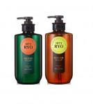 [RYO]  Heritage Ginger Vita / Biotin Vita  Hair Loss Symptom Relief Shampoo 585ml