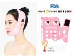 [W] RU_BELLI Beauty Face Set(Mask 7ea, Neo Plan Belt 1ea)