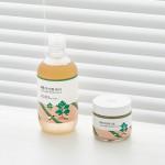 [R] ROUND LAB Mugwort Calming Toner & Cream 1set