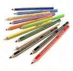 [R] Noris Club Super Jumbo Crayon 1287