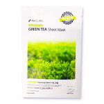 [E] 3W CLINIC Essential Up Green Tea Sheet Mask 1ea