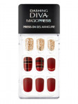 [W] DASHING DIVA Magic Press MDR_234 - Scarlet Red
