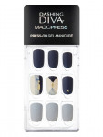 [W] DASHING DIVA Magic Press MDR_238 - Hale Navy