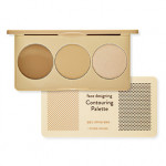 ETUDE HOUSE Face Designing Contouring Palette 2g*3