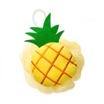 ETUDE HOUSE Tropical Pineapple Shower Ball 1ea