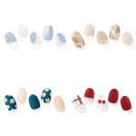 [R]N Ombrer Beige/ Kitten cherry/ Flos/ Nimbus nails