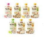 [Namyang] Aikkoya  MOM'S Cooking Baby Food 7 Flavor(Rice) 100g*1ea