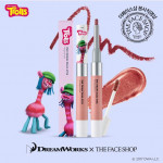 [W] THE FACE SHOP Ink Drow Dual Eyes(Trolls) #01, #05