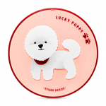 ETUDE HOUSE Lucky Puppy Cushion Case