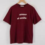 [R]CHICHERA Amor Printing T