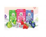 [ILDONGFOODI] GreekYogurt Jelly 3 Flavor(Strawberries, Green Grapes, Blueberries)