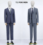 [R] T.I FOR MAN Slim Fit Set Up Suit 18S/S