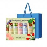 [Mediflower] The Bliss Garden 5-item Hand Cream Set