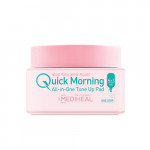 [R] MEDIHEAL Quick Morning All in One Tone Up Pad 30ea