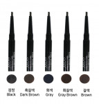 ANJO AUTO EYEBROW PENCIL 4mm*2.5mm*31mm 5type
