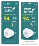 [R]DR. PURY KF94 MASK M 20PCS