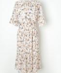 [R] CHERRYVILLE 43 Heart Bounce Flower dress