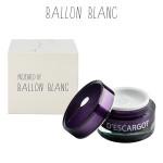 BALLON BLANC D\'escargot Snail Cream