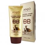 ANJO Natural Cover Snail Sun BB Cream 50ml