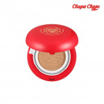 [W]Chupa chups candy glow cushion Strawberry 1.0 Ivory SPF50+ PA++++