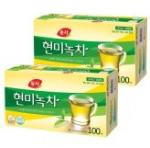 [R]DongsuhSeal Tea/Green Tea/Korean Tea 100T*2BOX