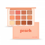 HOLIKAHOLIKA Pieca Matching EYE Shadow Palette #MATURE PEACH 12g