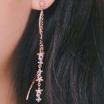 [R] WING BLING Florence Earrings 1ea