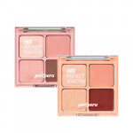 PERIPERA Ink Pocket Shadow Palette 2g*4