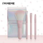 [W] I'M MEME I'm Mini Pink Brush Set