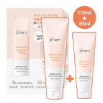 MAKE P:REM Moisturizing Low-Irritant Peeling 130ml+80ml 1set
