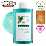 [Online Shop] KLORANE Shampoo With Aquatic Mint (Dust Cleansing & Cooling) 400ml