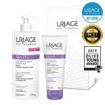 [Online Shop] URIAGE Gyn-Phy Daily Feminine Mild Gel 500ml + Gyn-8 Soothing Cleansing Gel 100ml