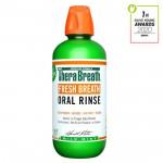 [Online Shop] THERA BREATH Oral Rinse - Mild Mint 473ml