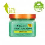 [Online Shop] TREE HUT Shea Sugar Scrub (Coconut Lime) 595g