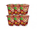 [F] Ottogi Cup Noodles Cold Rice Noodles 6 Pieces